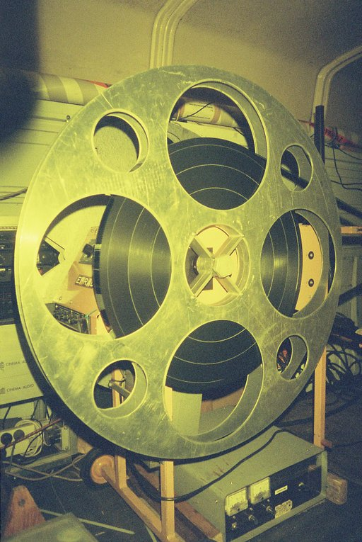 An Analogue View of the Future of Cinema