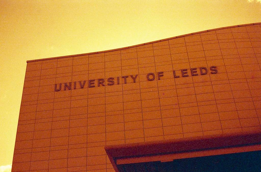 The Fantastic Diverse Architecture of the University of Leeds