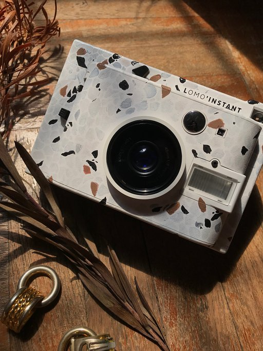 Musings of Home: Marie Toh and the Lomo'Instant