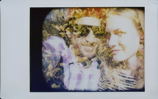 Zany Instant Portraits Taken with the Lomo LC-A+ Instant Camera