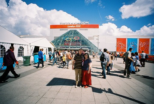 Olympic Sites: London 2012's ExCel Centre