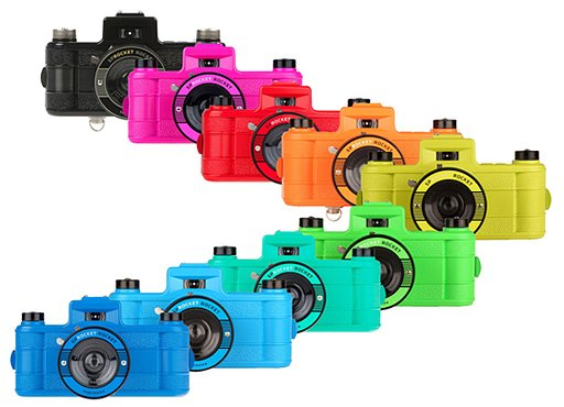Sprocket Rocket: An Economical Panoramic Camera