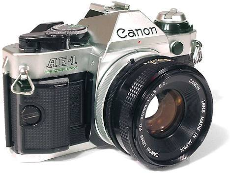 Canon AE-1 - A Must for Any Photographer