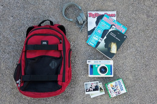 Daniele Bartoli: What's in Your Bag?