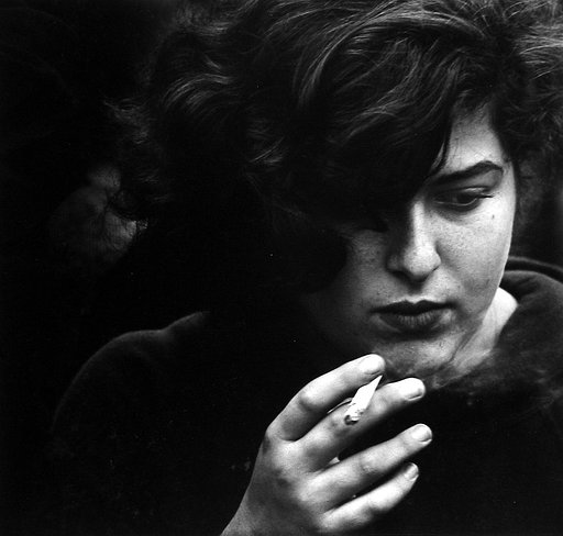 Dialogues with Solitudes — Pensive Portraits by Dave Heath