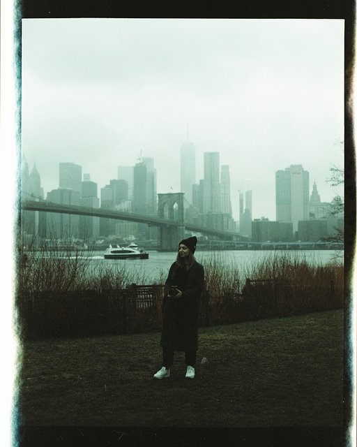 Linus, His Camera, and Some LomoChrome Take Over New York City!