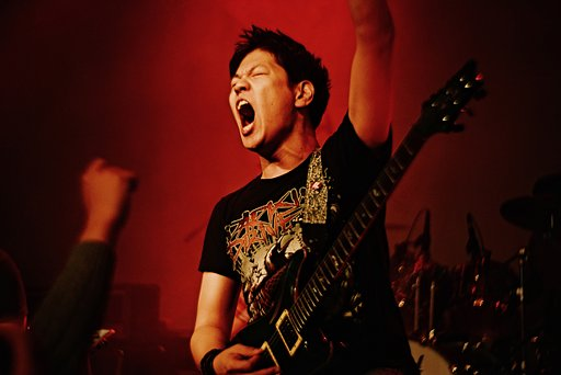 Awesome Albums: PETZVAL METAL/CORE SHOW 2015 by heinegen