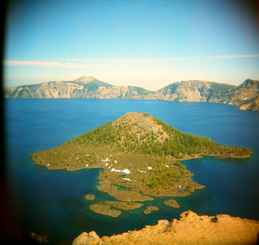 Crater Lake (Southern Cascades)