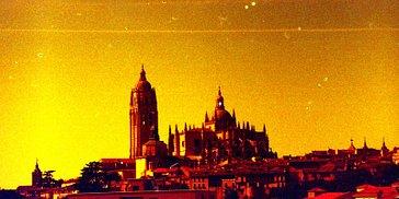 Segovia en Rojo