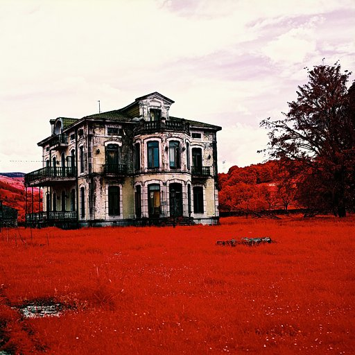 Awesome Albums: Infrared First Round by makny
