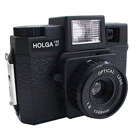 Holga 120 SF: The Original Holga Love