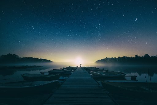Ethereal Evenings: Nightscapes of Finland by Mika Suutari