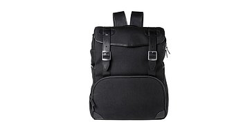 Barber Shop Mop Top Backpack - Black