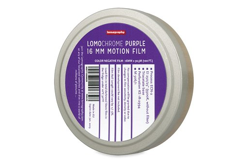 Say Hello to LomoChrome Purple 16mm Motion Film!