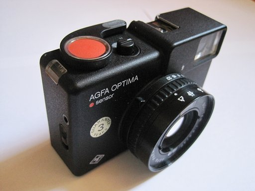 Agfa Optima Sensor Electronic