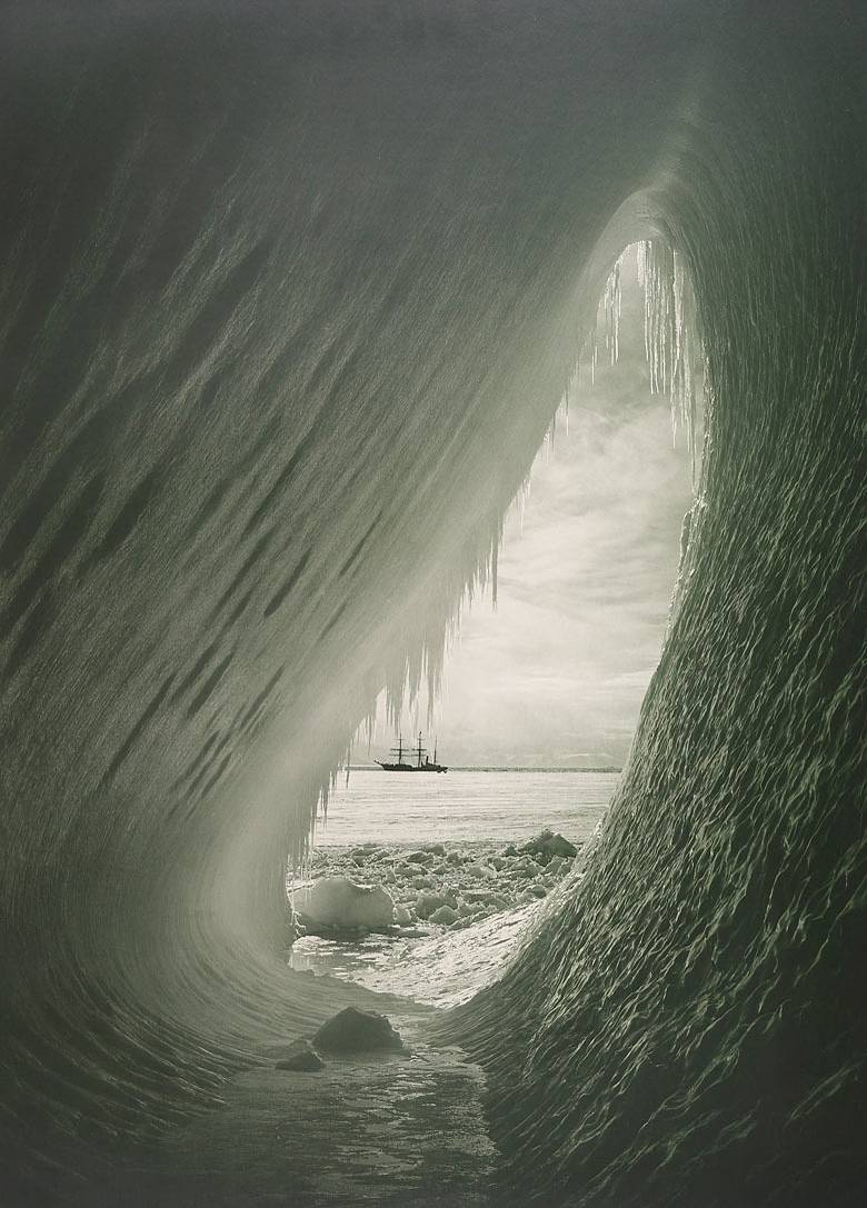Herbert Ponting: A Pioneer in Expedition Photography