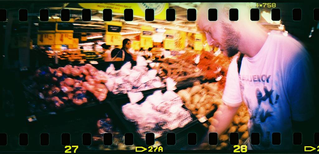 Trippy Supermarche Trip with the Sprocket Rocket