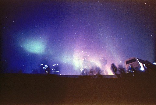 The Wonders of the Sky in Analogue