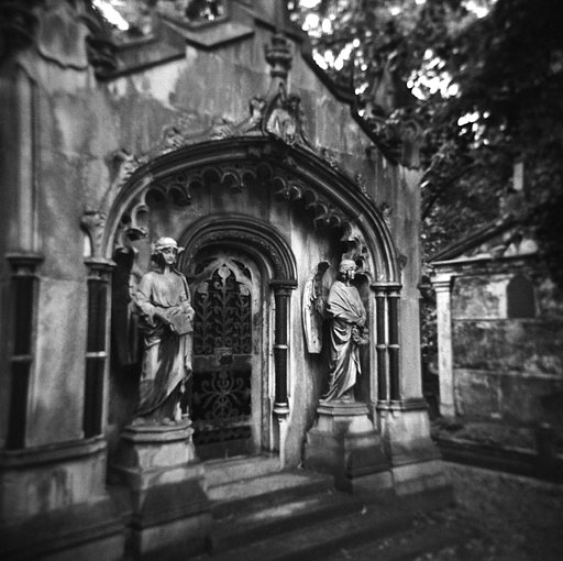 A Most Victorian Cemetery