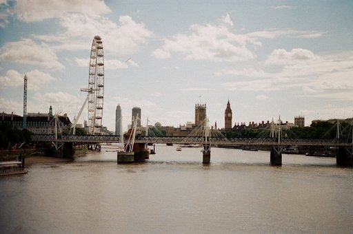 Around the World in Analogue: London, United Kingdom