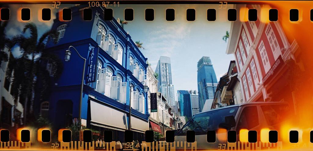 July Workshops and Events in Lomography Gallery Store Singapore