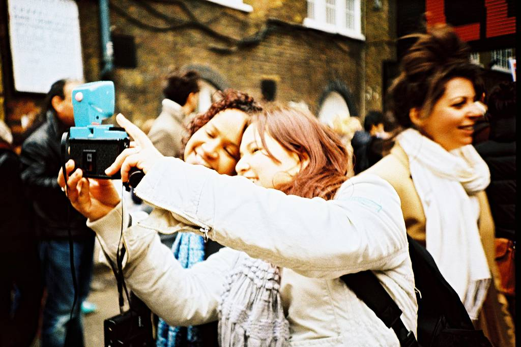 Lomography Classics – The Diana F+ in East London