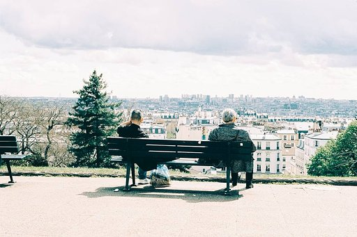 Places to Go for Traveling Lomographers: Square Louise Michel