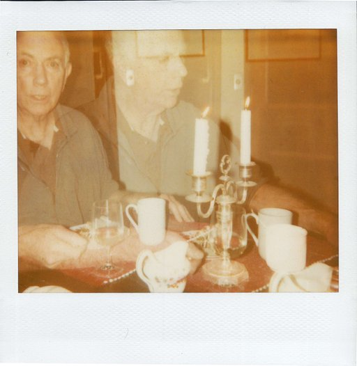 Double Exposures with a Polaroid!!! Not Possible you say?! I Say It Is Very Possible...with a Spectra that is...