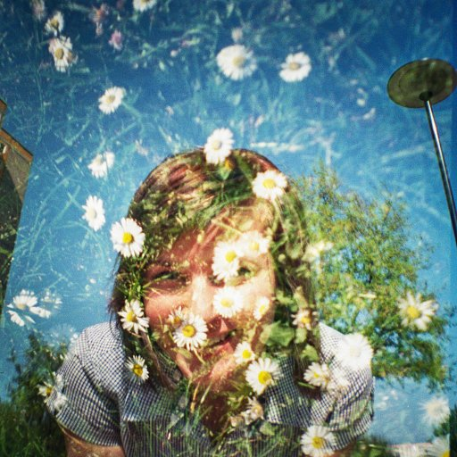Double Exposure Portraits Shot with the Diana Mini