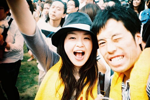 Valentine Special: Lomography Valentine Couple Interview! Part 1