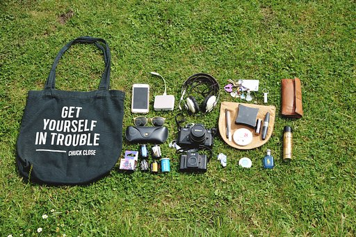 Kate Hook: What's In Your Bag?