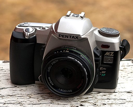 The Joys of the First SLR: My Pentax MZ-6