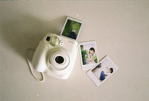 Fujifilm Instax Mini 7s - Set It to the Right Aperture