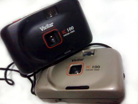 Vivitar IC100: A Poor Guy's LCA+