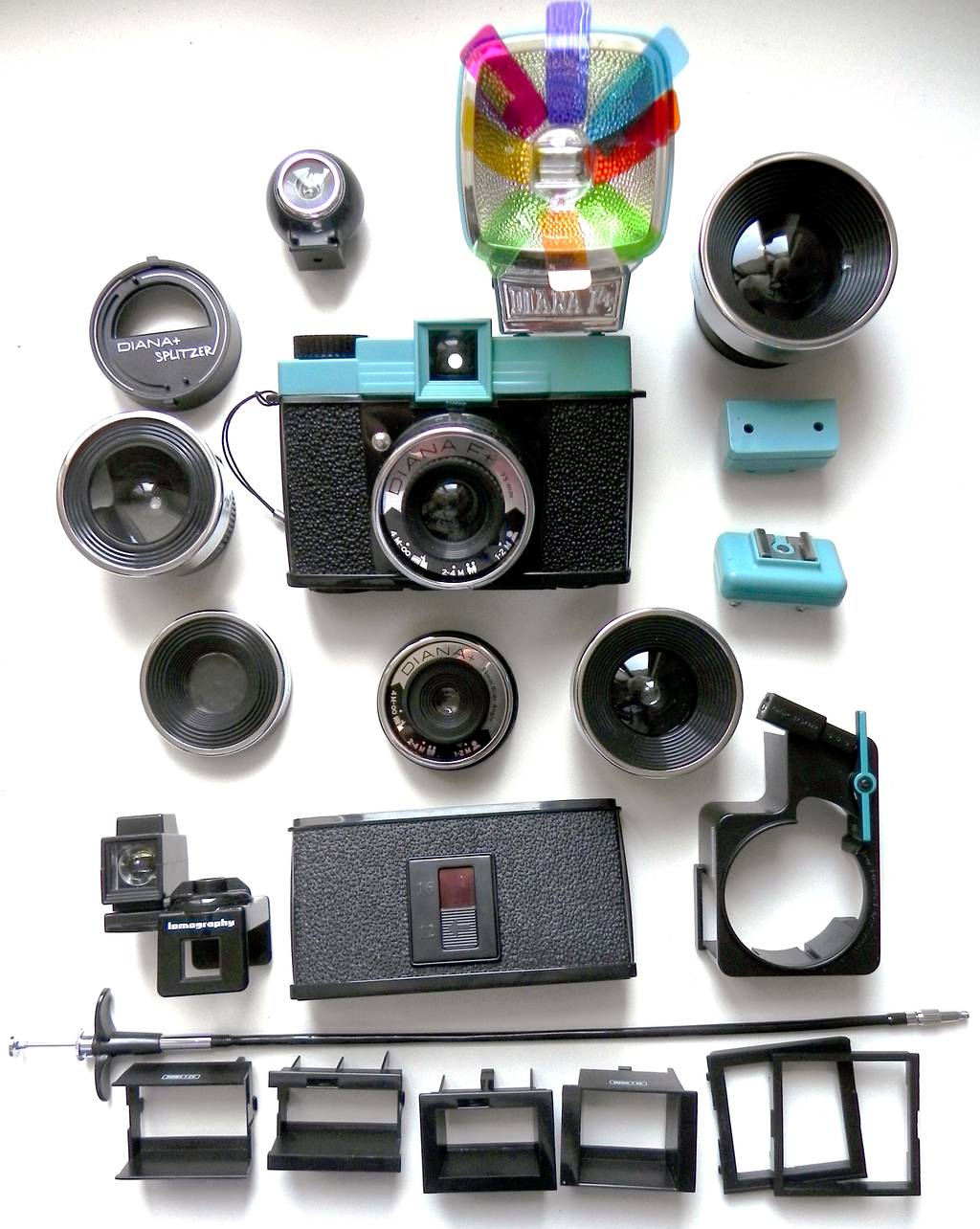 Diana F+ Deluxe Kit: Everything and More