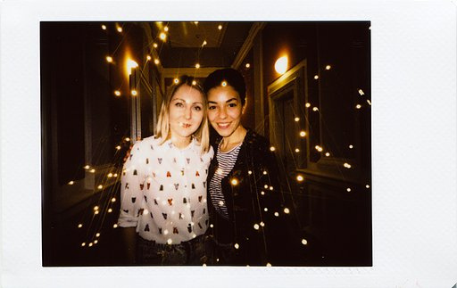 Instant Portrait Sessions with Lomo'Instant Cameras