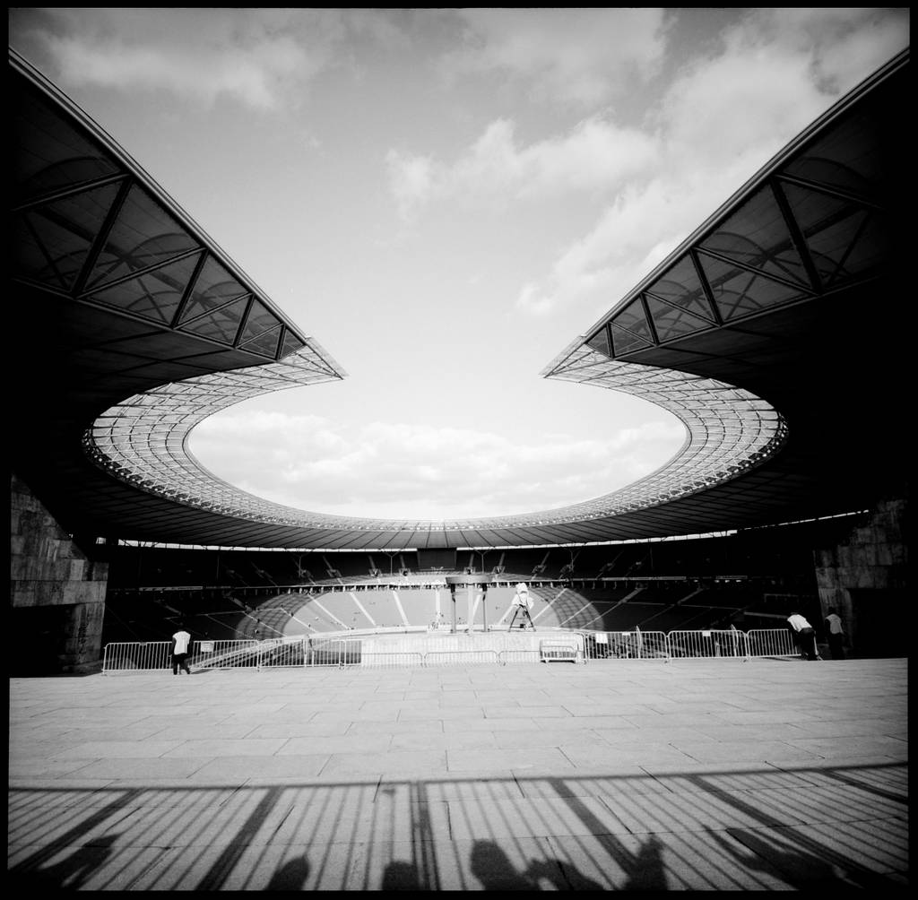 The World According to Herr Willie: Olympiastadion Berlin