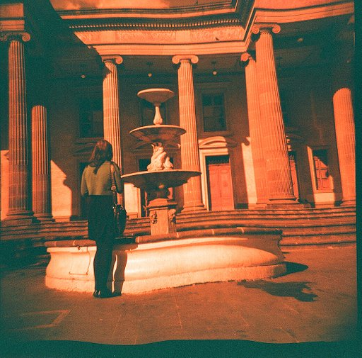 Adventures in Redscale