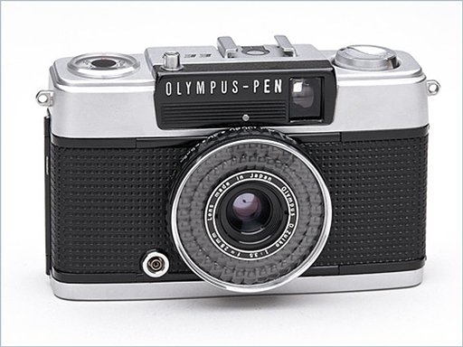 Olympus Pen EE3 - The Fantastic Half-Frame Camera