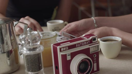 Join Lomography NYC for the great Automat Launch Event!