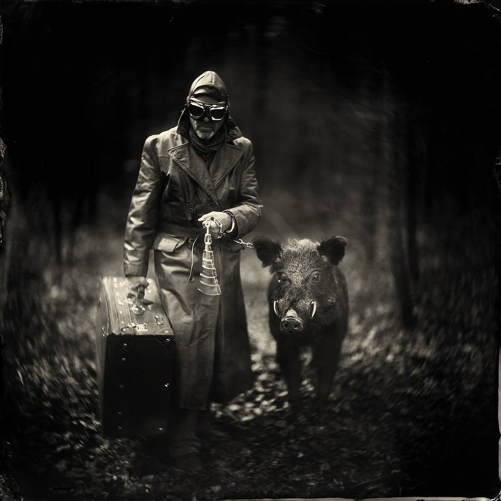 Storytelling with Petzvals: Alex Timmermans and the Art of Collodion
