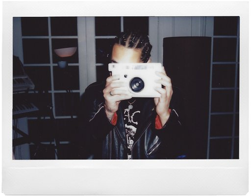 LomoAmigo Jez Dior and the Lomo'Instant Wide