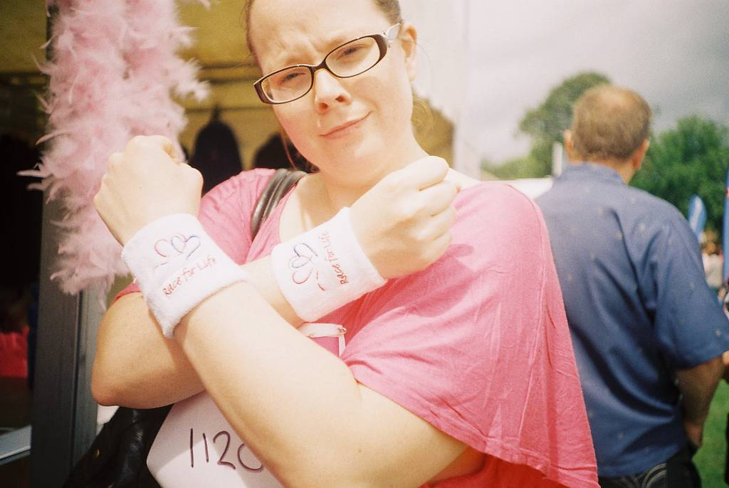 Analogue Coverage: Race for Life UK