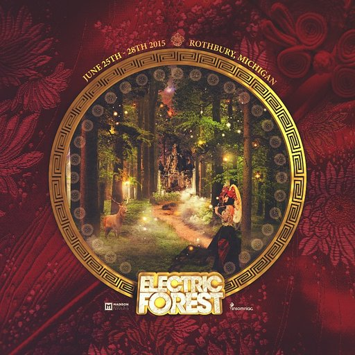 Electric Forest: Mystical Elegance Rumble