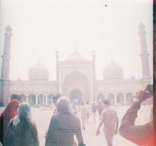 Around the World in Analogue: Magnificent India