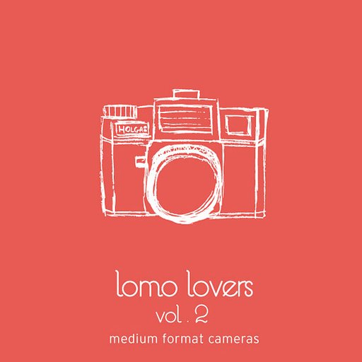 Lomo Lovers Vol.2: Medium Format Cameras