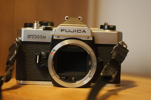 Fujica STX-1N: A Hugely Underrated Mechanical SLR