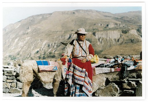 Around the World in Analogue: Santiago, Perú