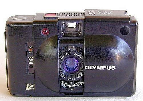 Olympus XA-4 is X-Cellent!