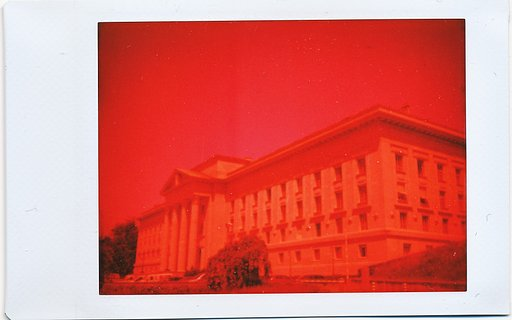 Redscale that Instant!